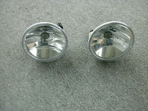 2014 2015 Chevrolet Chevy Silverado GMC Sierra Set of Two Fog Lights Lamps