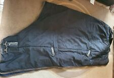 Horsewear Rambo XL Heavy weight Turnout Rug. Black. 7'0