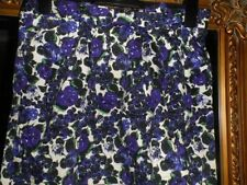 Topshop Party Short/Mini Floral Skirts for Women