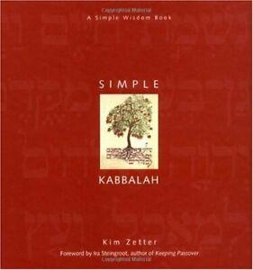 Simple Kabbalah  Simple Wisdom Book