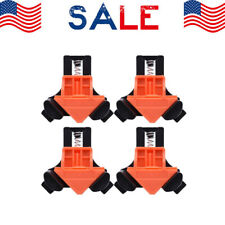 4Pcs Set 90 Degree Right Angle Clip Clamps Corner Holders Woodworking Hand Tools
