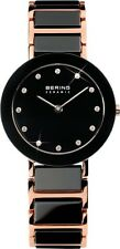 BERING Damen Uhr 11429-746 Ceramic Stahl Safirglas ultraslim design ladies watch