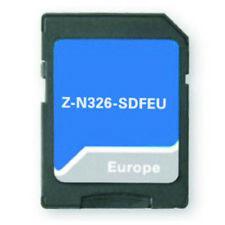 Zenec z-n326-sdfeu-z-n326 16GB MicroSD tarjeta con eu-karte 47 países