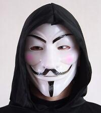 Vendetta Maske Neu Halloween Fasching Karneval Kostüm horror Party Gruselige