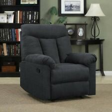 Recliner Chair Wall Hugger Reclining Chairs Furniture Comfortable Lounge Seat