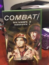 Combat - Season 2: Mission 1 (DVD, 2004, 4-Disc Set) LN!