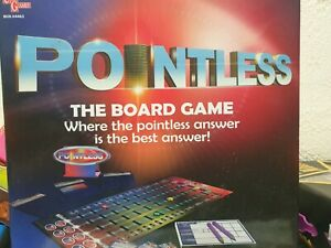854  POINTLESS THE BOARD GAME UNIVERSITY GAMES