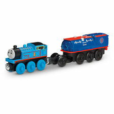 Thomas & Friends Fisher-Price Thomas the Train Wooden Railway Battery-Operated