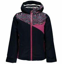 Spyder Girls Project Hooded Jacket,Size 14 (Girls),Ski Snowboarding Jacket, NWT