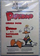 PAPERINO di Carl Barks 9 numeri IL MESSAGGERO SERIE COMPLETA 1990/91