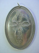 Vintage 1972 Towle 925 Sterling 2nd In Series 12 Days Christmas Ornament