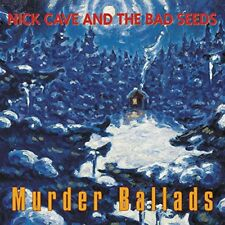 Nick Cave & The Bad Seeds Murder Ballads vinyl 2 LP NEW/SEALED