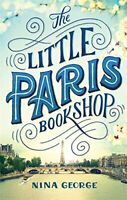 The Little Paris Bookshop by George, Nina Book The Fast Free Shipping