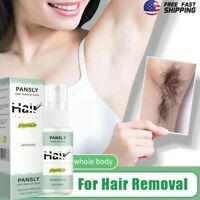 Powerful Painless Permanent Hair off  Removal Spray Beard Bikini Legs Depilatory