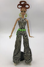 Barbie Collector Pop Life Redhead 2009 Gold Label Doll Pivotal Body Steffie Face