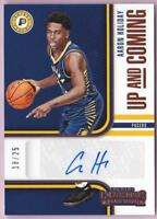 AARON HOLIDAY RC 2018-19 CONTENDERS UP AND COMING AUTO #18/25 AUTOGRAPH