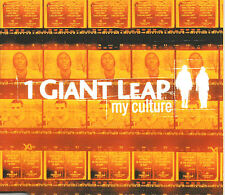 ROBBIE WILLIAMS & 1 GIANT LEAP My Culture EDIT & MIX & VIDEO CD single SEALED