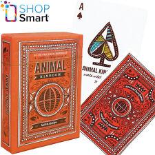 ANIMAL KINGDOM THEORY 11 LUXURY PLAYING CARDS DECK MAGIC TRICKS SEALED NEW