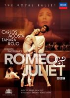 Carlos Acosta Tamara Rojo The Royal Ballet Sinfonia Boris Neuf DVD
