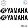 2 Stickers Yamaha Logo Decal Aufkleber Pegatinas YAM05 Couleurs au choix