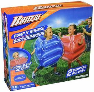 Banzai Bumper Bubble Ball Body Bumpers Kugel Knockerball Zorbing