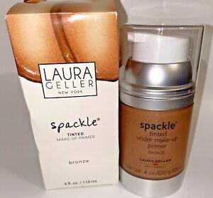 Laura Geller Spackle Tinted MakeUp Primer Bronze 4oz