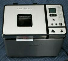 Cuisinart Cbk200 Convection Bread Maker Only Used Twice Original Packing & Boxes