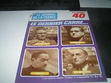 **a  Le journal de la France les années 40 n°166 Le Have : L'enfer