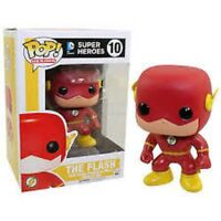 Funko Pop! DC Comics Super Heroes Flash Pop Vinyl Action Figure #10 FU2248