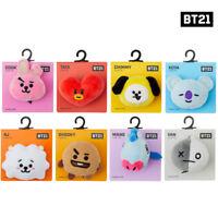 BTS BT21 Official Authentic Goods Hair Tie COOKY TATA CHIMY KOYA SHOOKY RJ Etc