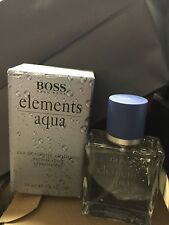 Boss ELEMENTS AQUA Hugo Boss 1.7 OZ/50 ml EDT Spray für Männer
