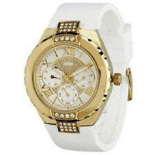 Relojes de pulsera GUESS resistente al agua acero inoxidable dorado ... 12060abefd96