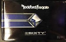 Rockford Fosgate 3Sixty.3 8 Channel Interactive Signal Processor