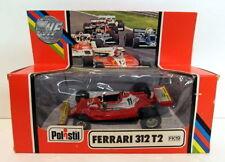 Véhicules miniatures Polistil pour Ferrari
