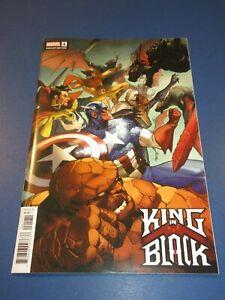 King in Black #1 Yu  Variant VF Beauty Knull Avengers Venom Wow