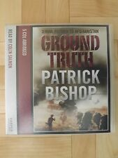 Ground Truth 3 Para Return to Afghanistan 6 Hrs 5 CD Audio Book RARE NEW rrp£20