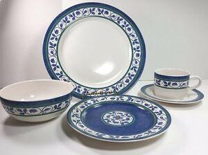 Pfaltzgraff Orleans Dinnerware Dinner Plates Salad Plate Bowls Cups Thailand