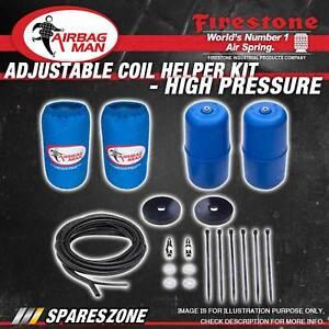 Airbag Man Air Bag Suspension Helper Kit High Pressure Rear for MAZDA CX-5 KE