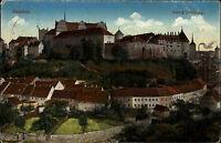 Bautzen Sachsen 1915 Stempel auf Feldpostkarte Feldpost gelaufen Meinersdorf