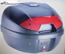 Kappa Topcase K30 Rot (30 Liter) Helmkoffer Yamaha Suzuki Kawasaki Honda Roller