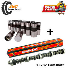15787 Crow Cams Ford V8 Windsor Street Strip Aggressive Idle Camshaft & Lifters