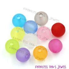 Acrylic Multi 6 - 6.9 mm Size Jewellery Making Craft Beads