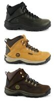 Timberland White Ledge Men's Hiking Boots Shoes Waterproof NIB