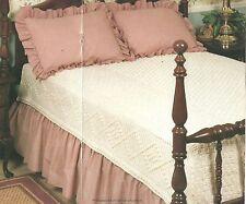 *Fisherman Bedspread crochet PATTERN INSTRUCTIONS