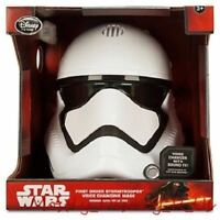Disney Store Star Wars Force Awakens Talking Stormtrooper Voice Changing Mask