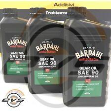 3LT OLIO TRASMISSIONI AUTO E MOTO EPOCA BARDAHL CLASSIC GEAR OIL SAE 90 API GL-1