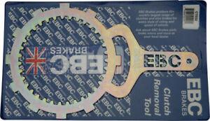 EBC 96-04 Kawasaki VN1500 Vulcan 88 SE / Classic Clutch Basket Removal CT032