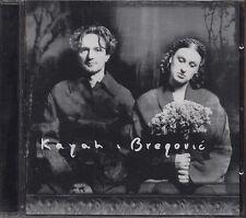 KAYAH -  BREGOVIC - Omonimo - CD 1999 NEAR MINT CONDITION