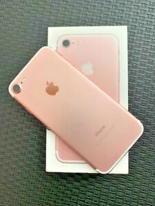 Apple iPhone 7: Great Condition! 32gb, ROSE GOLD, GSM unlocked