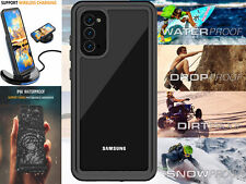 Full Body 360 Protect Case For Samsung Galaxy S20 S10 S9 S8 Note 10 Plus + IP68